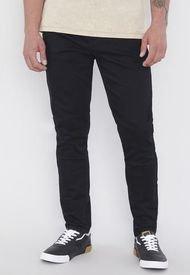Jeans Skinny I Negro - Hombre Corona