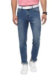 Jeans Azul Guy Laroche
