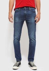 Jeans Levis 512 Slim Taper Azul - Calce Slim Fit