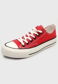 Zapatilla Rojo Skaters