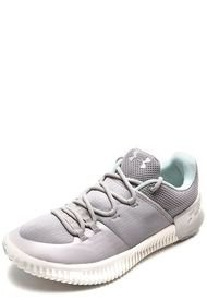 Tenis Training Gris-Blanco UNDER ARMOUR Ultimate Speed