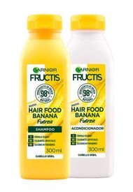 Pack Hair Food Banana Garnier