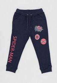 Jogging Azul Magic-Disney  Spiderman