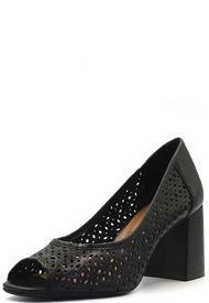 Zapato Cuero Negro Caprice