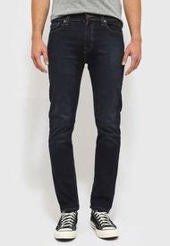 Jeans Levis 502 Taper Azul - Calce Regular
