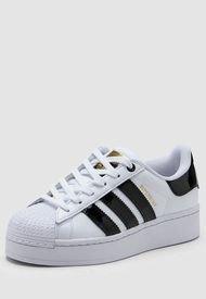 Zapatilla Blanca Adidas Originals Superstar Bold