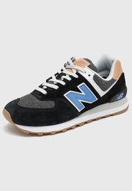 Zapatilla Urbana ML574TYE Negro New Balance