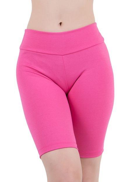 Bermuda Linha Noite Fitness Pink - Marca Linha Noite