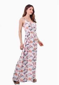 Vestido Niza Floral Print Jacinta Tienda