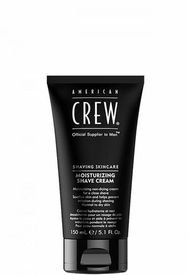 Locion Moisturizing Shave Cream Negro American Crew