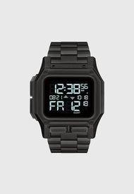 Reloj Análogo Negro Nixon