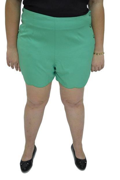 Energia Shorts Tecido Energia Fashion Verde Oliva 90Onb
