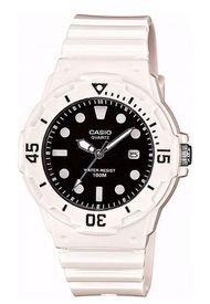 Reloj Deportivo Blanco Casio