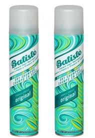 Pack De 2 Unid Shampoo En Seco Original 200ml Batiste