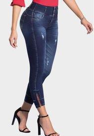 Jogger Levanta Cola Macarel Azul Marino TYT Jeans