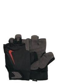Guantes De Entrenamiento Negro-Rojo Nike Ultimate Heavyweight