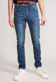 Jeans Skinny Basic Azul Sioux