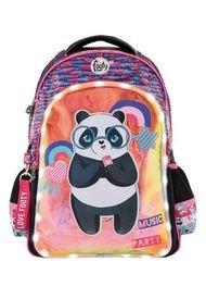 Mochila Rosa Footy Panda