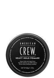 Cera Heavy Hold Pomade Negro American Crew