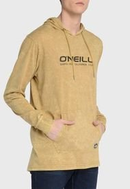 Polera O'Neill ML Amarillo - Calce Regular
