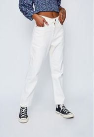 Jeans Mom White Sioux