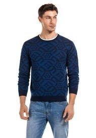 Sweater Paris Azul New Man