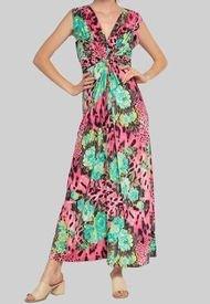 Maxi Vestido Estampado Spring By Brasil Soo Glam