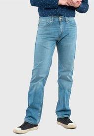 Jeans Levis 505 Regular Cor Azul - Calce Regular