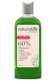 Shampoo Control Caida Cabellos Grasos Naturaloe