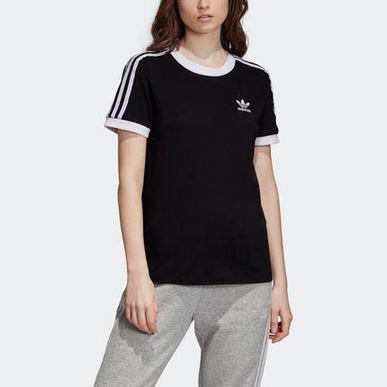adidas Camiseta Adidas 3 STRIPE ORIGINALS Preto