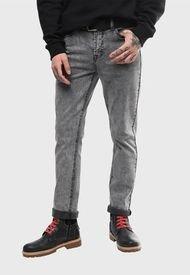 Jeans Slim Gris Soviet
