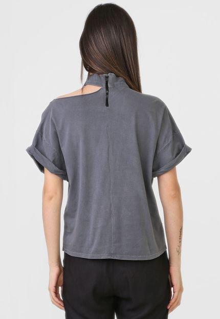 My Favorite Thing(s) Camiseta My Favorite Thing(s) Step Back Grafite vc0Hl