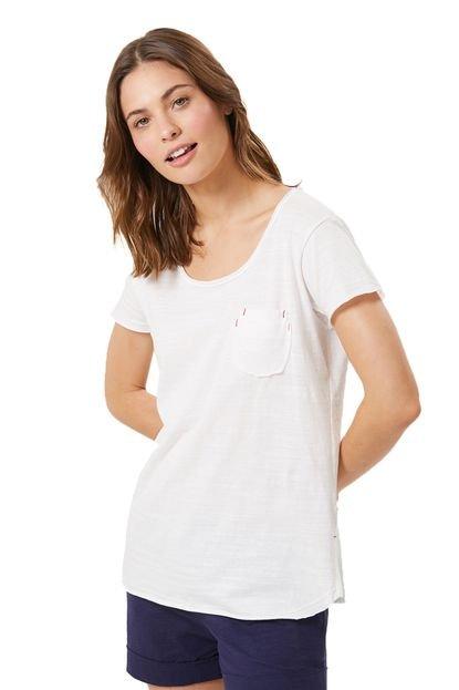 Corpo e Arte T-shirt Corpo e Arte Colette Off White GRwMH