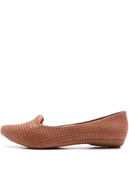 Santa Lolla - Sapato Nude Textura | TROC | Brechó Online