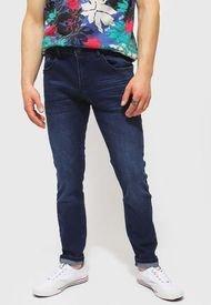 Jeans Ellus Azul - Calce Skinny