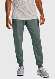Jogger Under Armour Sportstyle Tricot Jogger Verde - Calce Slim Fit
