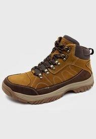 Zapato Cuero Camel Nat Geo