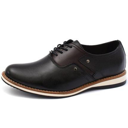 3LS3 Sapato Oxford 3LS3  Preto EcBzc
