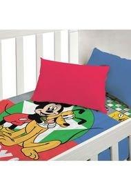 Acolchado cuna funcional Piñata Mickey