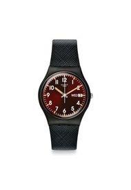 Reloj Análogo Negro Swatch