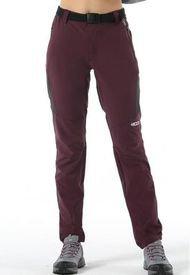 Pantalon Mujer Forca Burdeo  +8000