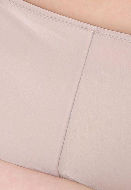 Calvin Klein Underwear Calcinha Calvin Klein Underwear Hot Pant Day By Day Bege