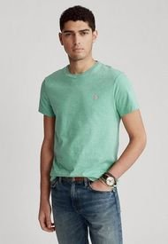 Camiseta Verde Polo Ralph Lauren