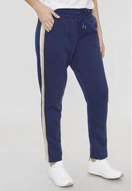 Pantalon Jogger Tape I Navy Corona
