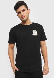 Polera Converse Mc Daylight Kit Short Sleeve Tee Negro - Calce Regular
