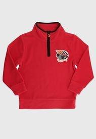 Polar HotWheels Niño Sweatshirt Rojo