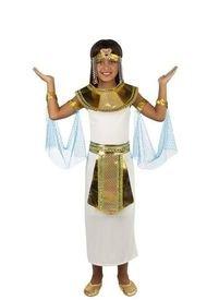 DISFRAZ DE   EGIPCIA  A  PARA NIÑA