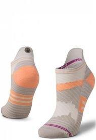 Calcetin Mujer Andes Run Socks Gris Claro Lippi