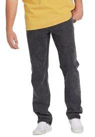 Jeans Regular Fit Gris Volcom