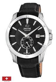 Reloj Formal Negro Jaguar